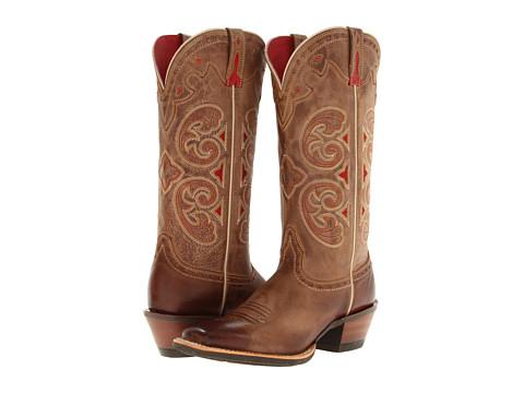 Ariat - Madrina (Dark Macchiato) Cowboy Boots