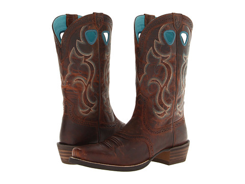 Ariat - Rawhide (Sassy Brown) Cowboy Boots