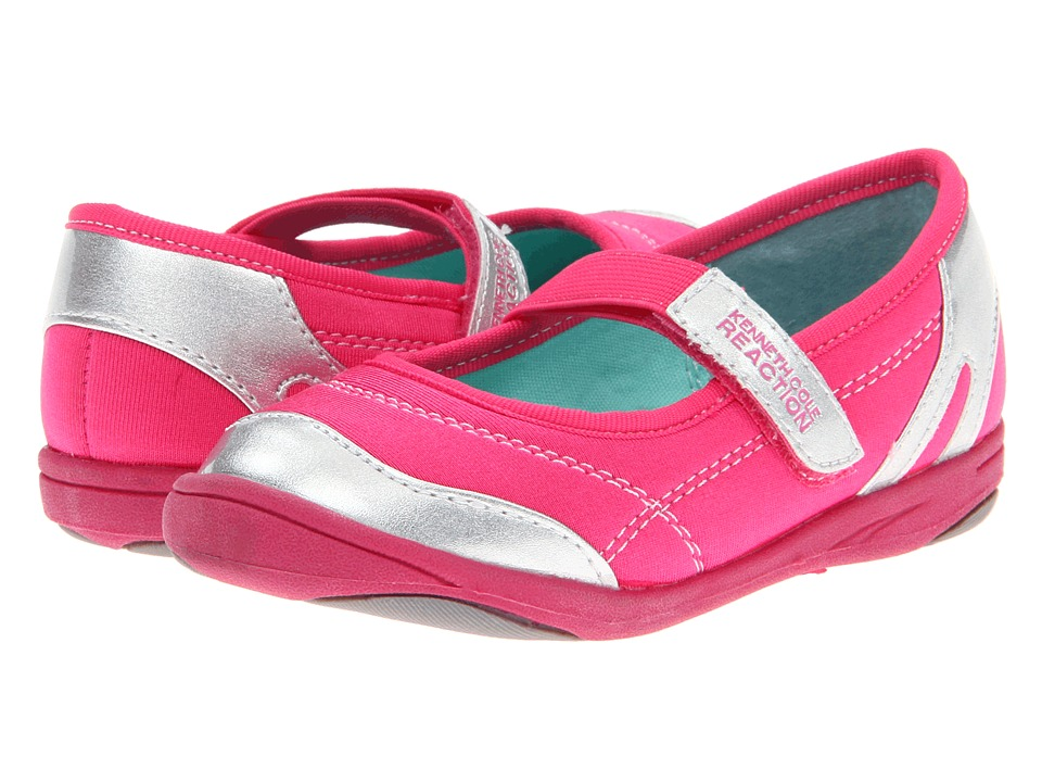 Kenneth Cole Reaction Kids Pint Prize 2 Girls Shoes (Pink)