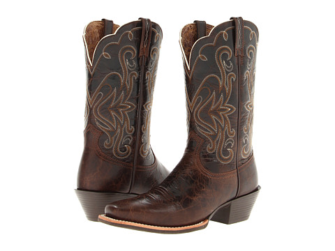 Ariat - Legend (Chocolate Chip) Cowboy Boots