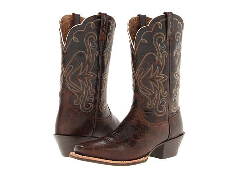 Ariat - Legend (Chocolate Chip) Cowboy Boots