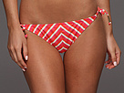 Ella Moss Portofino Tie Side Pant (Coral) Women's Swimwear