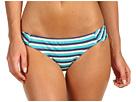 Ella Moss Portofino Tab Side Pant (Azure) Women's Swimwear