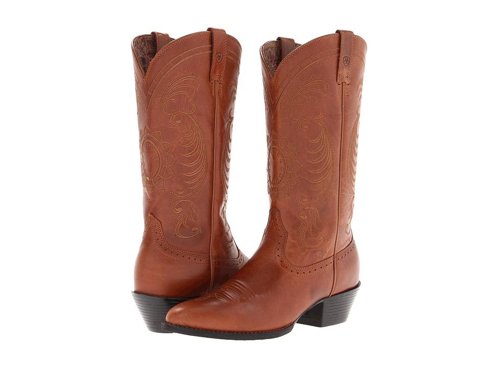 Ariat - Magnolia (Vintage Caramel) Cowboy Boots