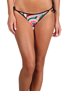 SALE! $11.99 - Save $24 on Volcom Rainbow Rebellion Tie Side Skimpy Bottom (Multi) Apparel - 66.69% OFF $36.00