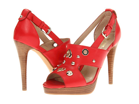 LOVE Moschino - JA1623BC0X JD0 500 (Red) High Heels
