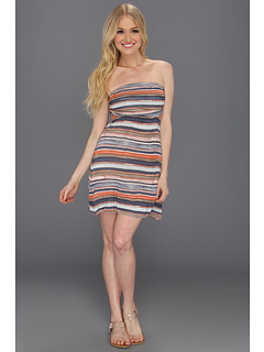 SALE! $24.99 - Save $33 on Quiksilver Painted Stripe Dress (Painted Stripe) Apparel - 56.91% OFF $58.00
