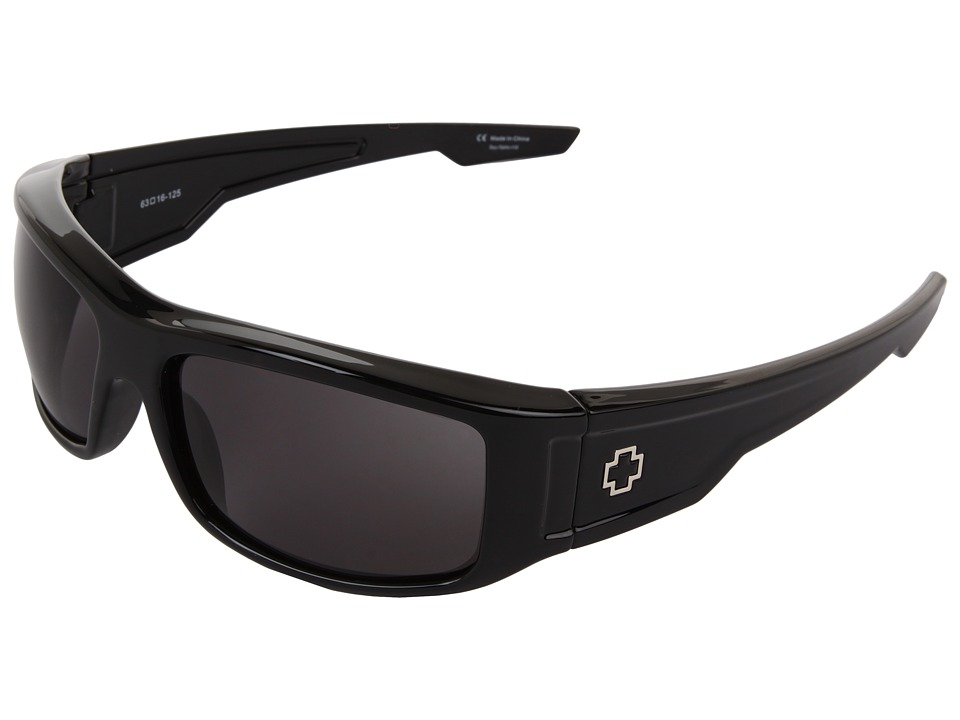 Spy Optic - Colt (Black/Grey) Sport Sunglasses