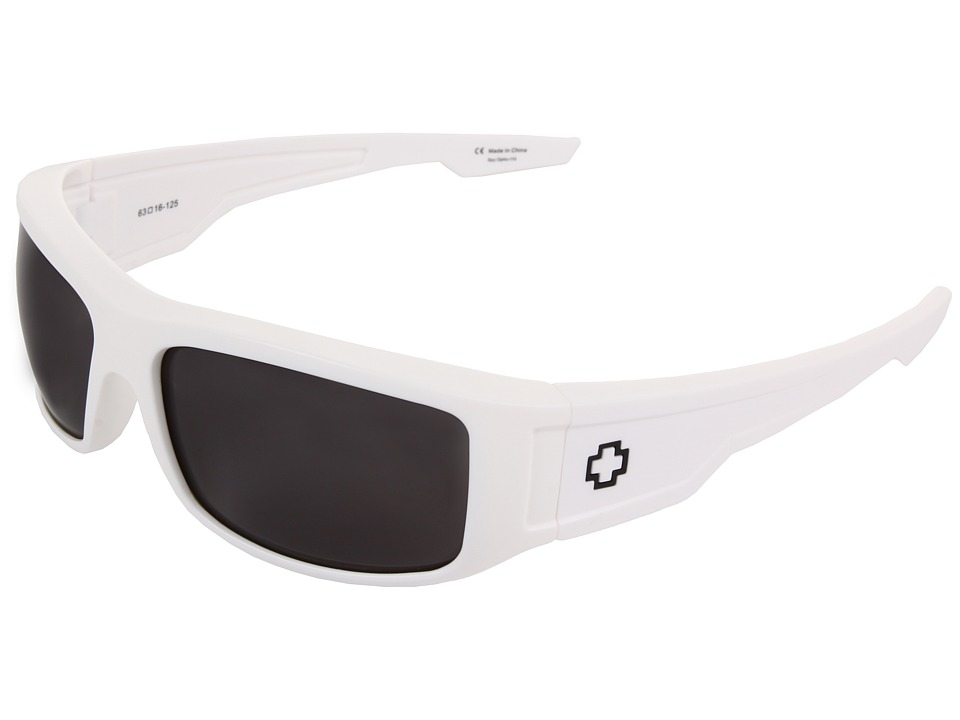 Spy Optic - Colt (Matte White/Grey) Sport Sunglasses