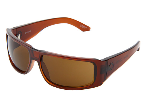 Spy Optic - Council (Brown Ale/Bronze) Sport Sunglasses