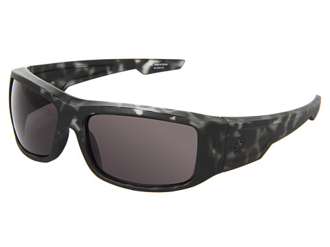 Spy Optic - Colt (Matte Smoke Tort/Grey) Sport Sunglasses