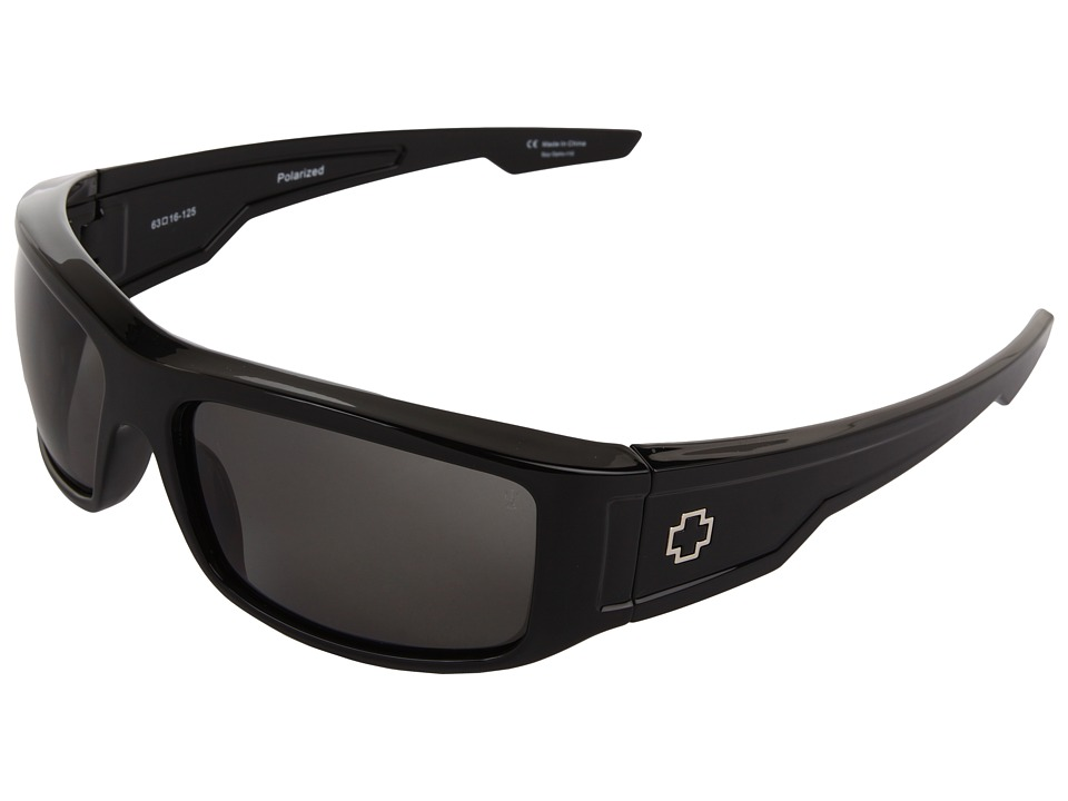 Spy Optic - Colt (Black/Grey Polar) Sport Sunglasses