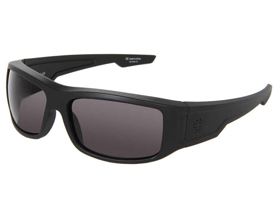 Spy Optic - Colt (Matte Black/Grey) Sport Sunglasses
