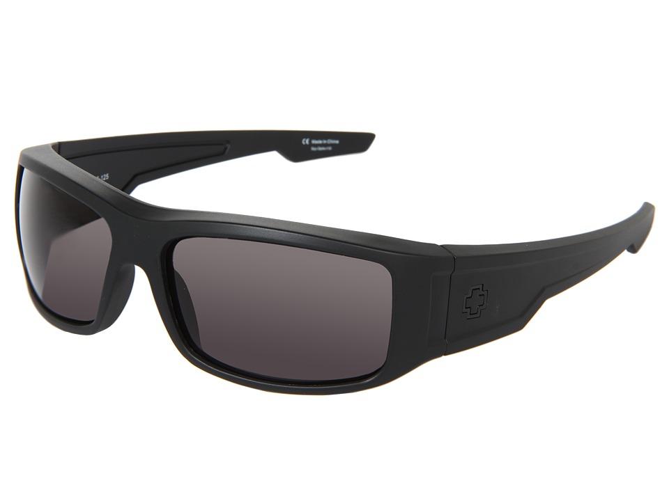 Spy Optic - Colt (Matte Black/Grey) Sport Sunglasses