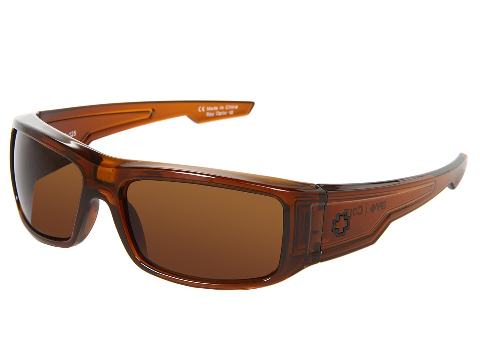 Spy Optic - Colt (Brown Ale/Bronze) Sport Sunglasses