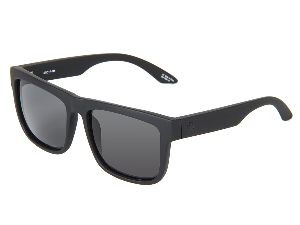 Spy Optic - Discord (Matte Black/Grey) Sport Sunglasses