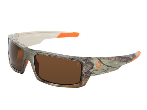Spy Optic - General (Spy + Real Tree/Bronze Polar) Sport Sunglasses