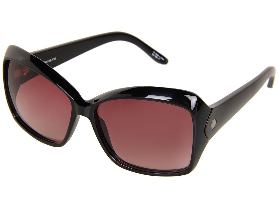 Spy Optic - Honey (Black/Merlot Fade) Sport Sunglasses