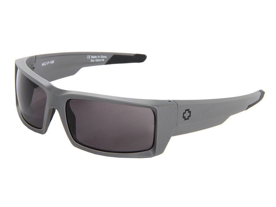 Spy Optic - General (Primer Grey/Grey) Sport Sunglasses