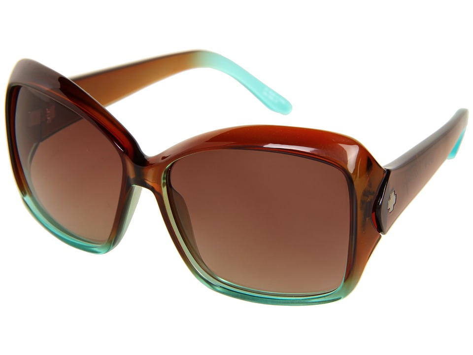Spy Optic - Honey (Mint Chip Fade/Bronze Fade) Sport Sunglasses