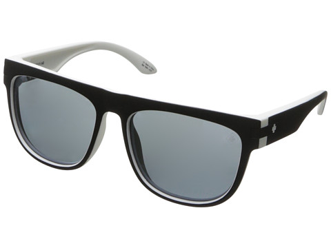 Spy Optic - Stag (Whitewall/Grey/Black Mirror) Sport Sunglasses