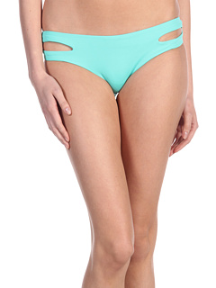 SALE! $29.99 - Save $36 on L*Space Sensual Solids Estella Classic Cut Bottom (Seafoam) Apparel - 54.56% OFF $66.00