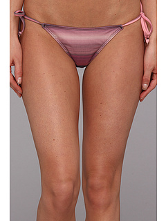 SALE! $19.99 - Save $55 on L*Space Santorini Sunrise Ooh La La Bitsy Cut Bottom (Multi) Apparel - 73.35% OFF $75.00