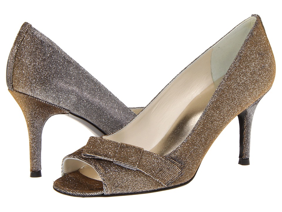 Stuart Weitzman Bridal & Evening Collection - Bowover (Pyrite Nocturn) High Heels