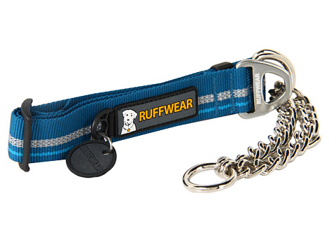 Ruffwear - Chain Reaction Collar (Metolius Blue) Dog Accessories