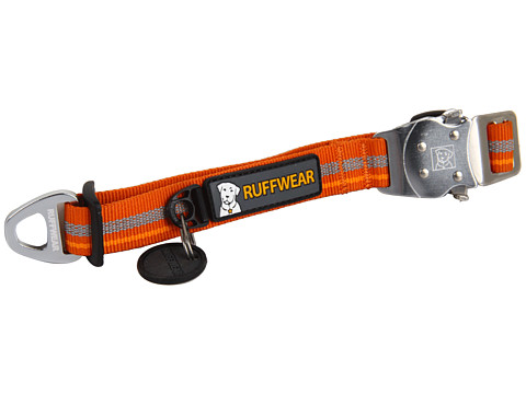 Ruffwear - Top Rope Collar (Burnt Orange) Dog Collar