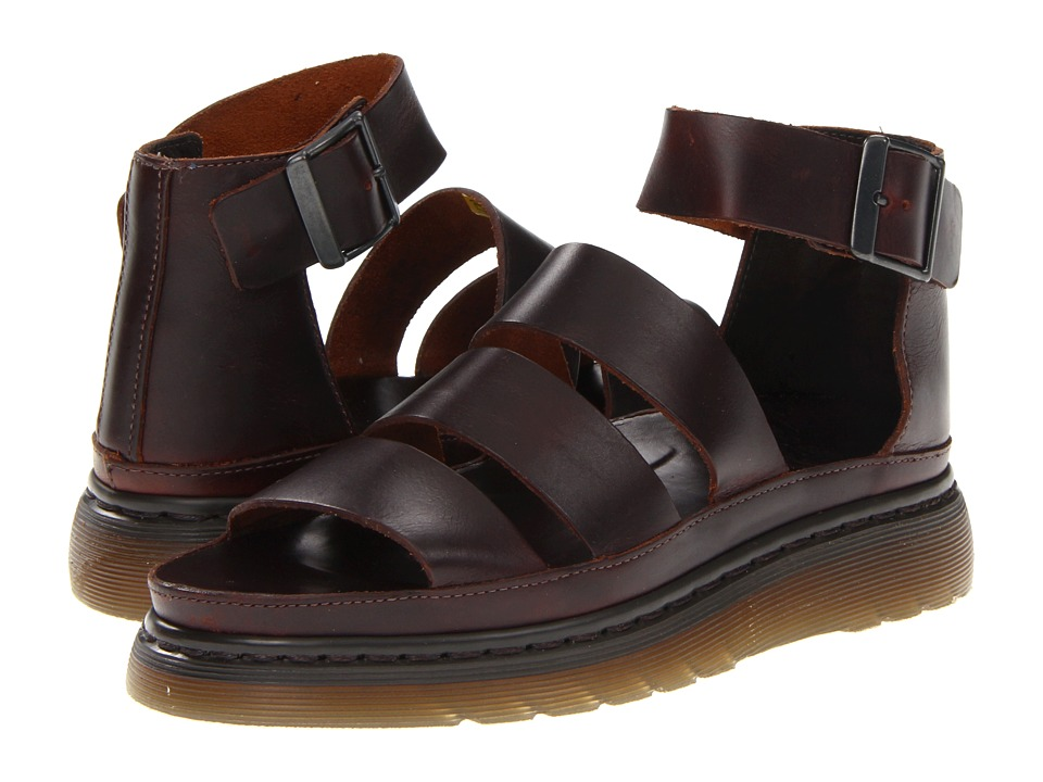 Dr. Martens - Clarissa Chunky Strap Sandal (Charro) Women's Sandals