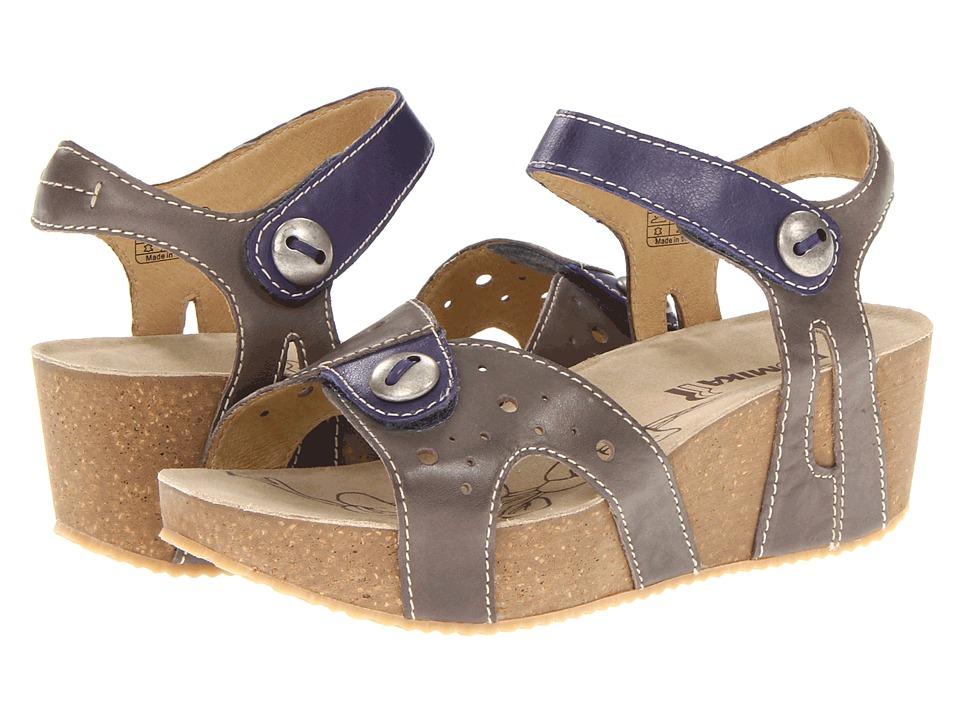 Romika - Florida 05 (Grey/Lila) Women's Sandals