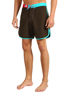 SALE! $16.99 - Save $53 on Toes on the Nose Prawn Boardshort (Brown) Apparel - 75.73% OFF $70.00