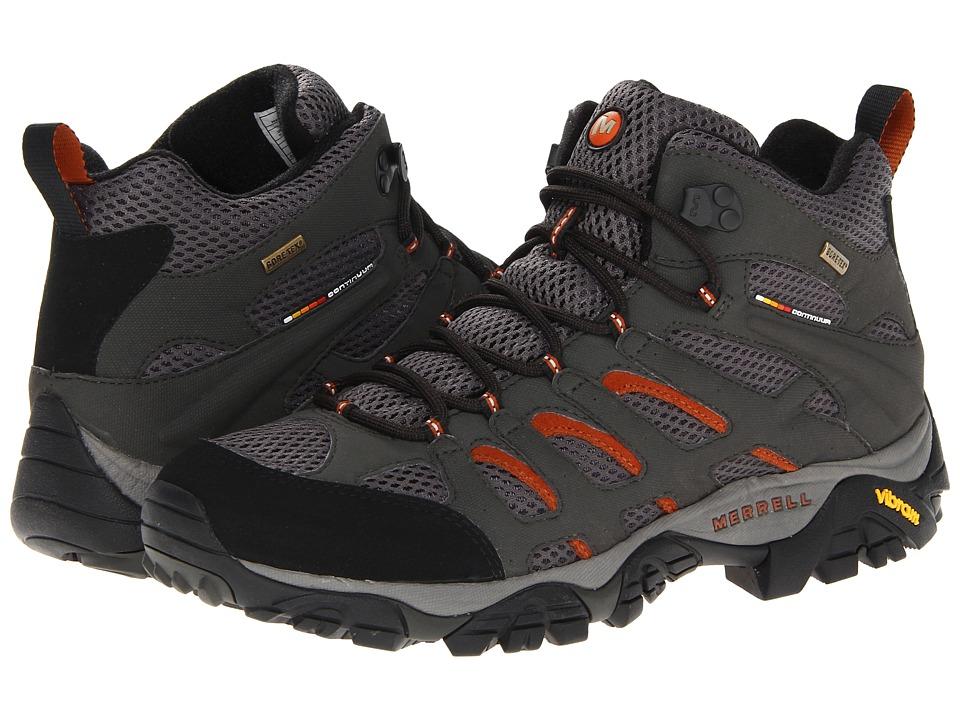 Merrell - Moab Mid GORE-TEX XCR (Beluga) Men's Hiking Boots