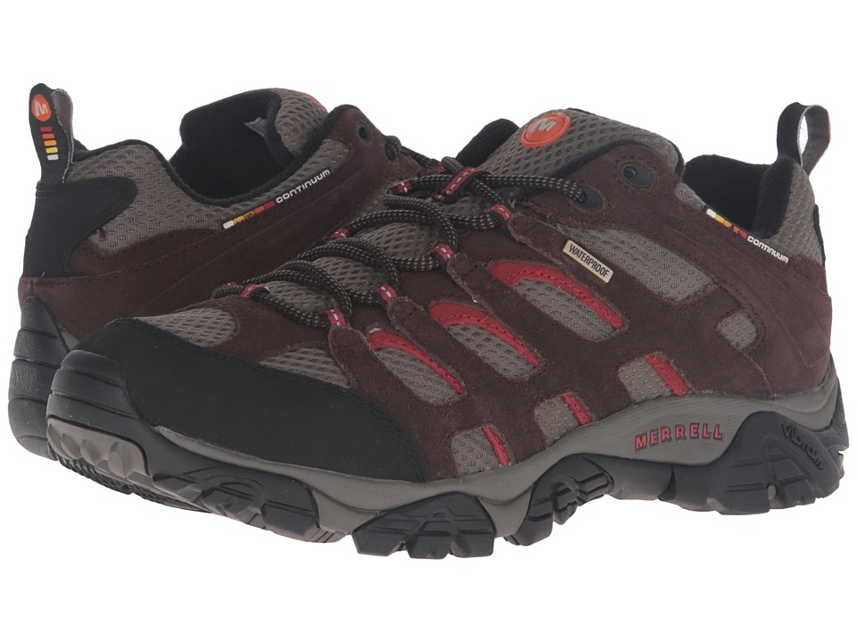 Merrell Moab Waterproof (Espresso) Men