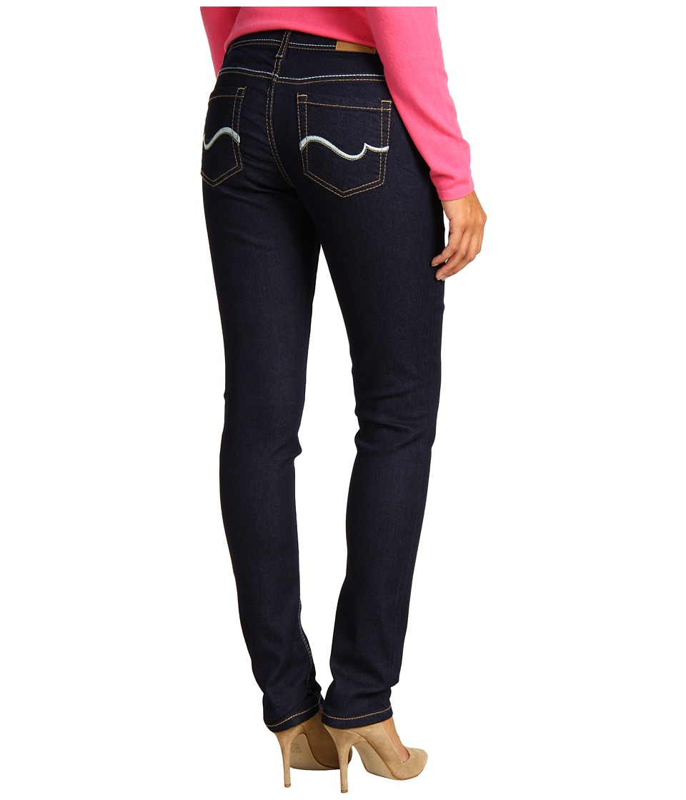 U.S. POLO ASSN. - Kate Skinny Jean in Blue (Blue) Women's Jeans