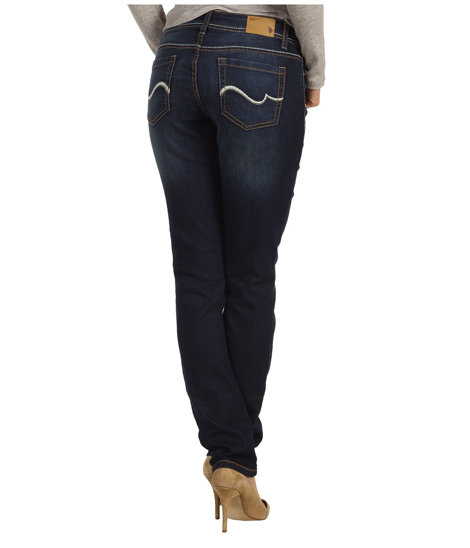 U.S. POLO ASSN. - Kate Skinny Jean in Tint (Tint) Women's Jeans