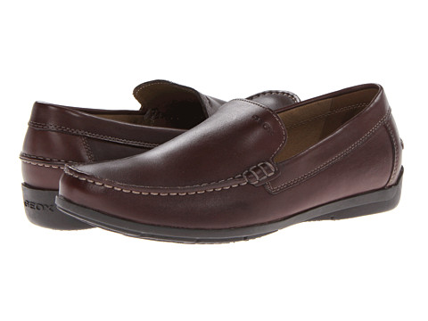 Geox - U Simon (Dark Brown) Men