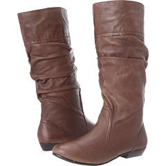 Steve Madden Cindi (Brown Distressed) Footwear