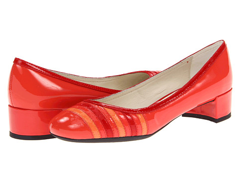 Geox - D Carey 3 (Red/Coral) Women