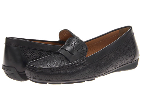 Geox - D Grin 53 (Black) Women