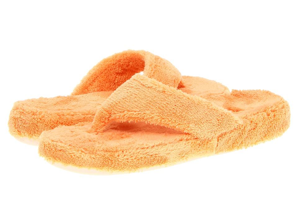 Acorn - New Spa Thong (Mango) Women's Slippers