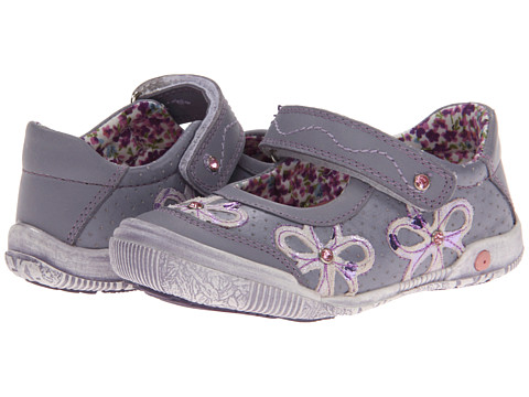 Beeko - Dotty (Infant/Toddler) (Purple) Girls Shoes