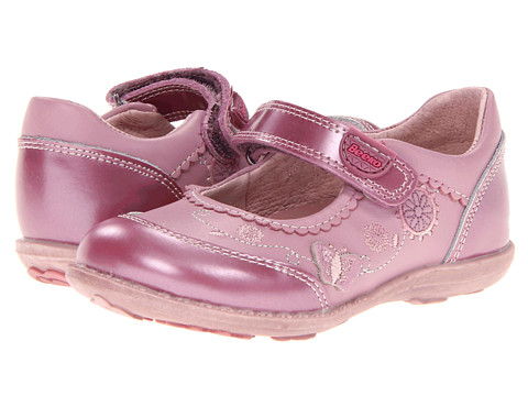 Beeko - Goldy (Infant/Toddler) (Pink) Girls Shoes