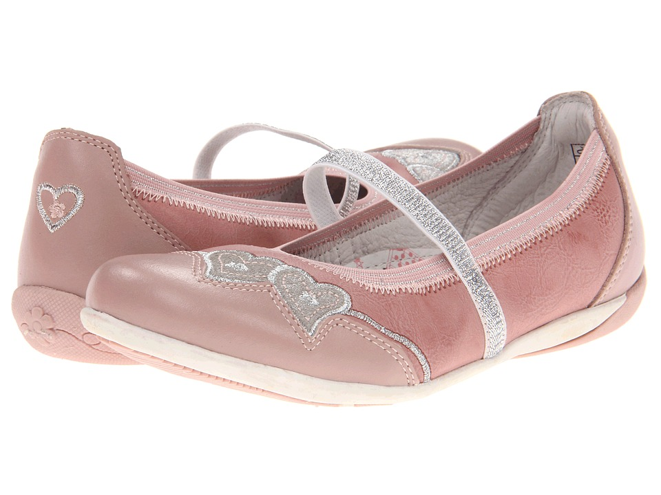 Beeko - Bridget (Little Kid/Big Kid) (Pink) Girls Shoes