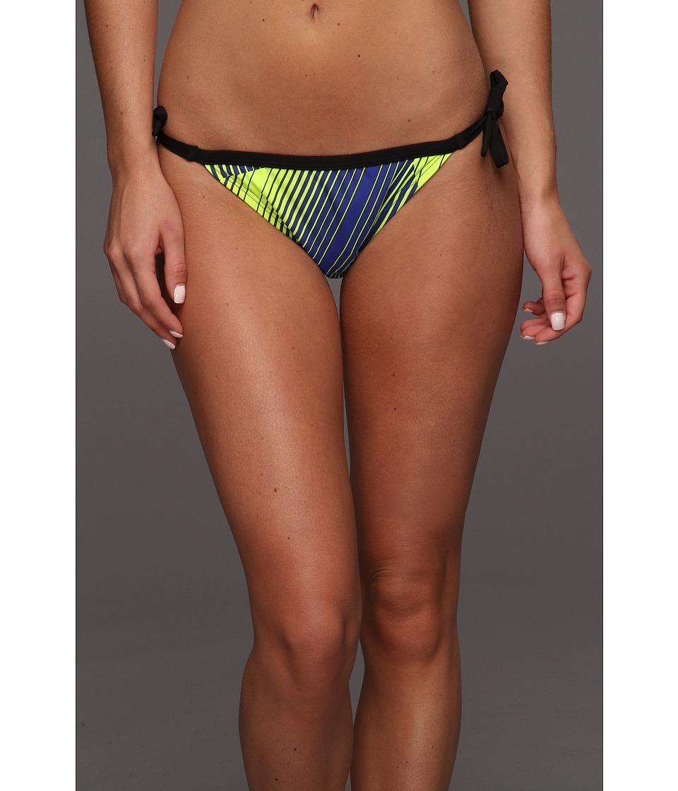 Nike - Electric Break Reversible Side Tie Brief (Hyper Blue) Women's Swimwear