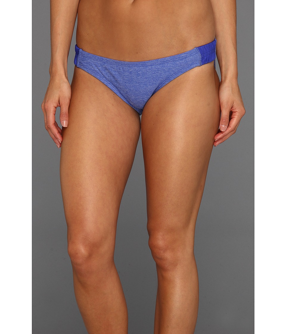 Nike - Iconic Heather Brief (Hyper Blue) Women's Swimwear