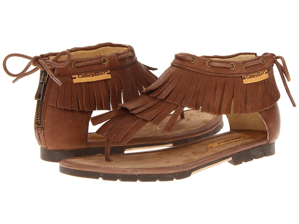 Caterpillar Casual - Jazmyne (Dark Brown) Women's Sandals