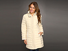 Nicole Miller - Dressy Puffer Coat (Champagne) - Apparel