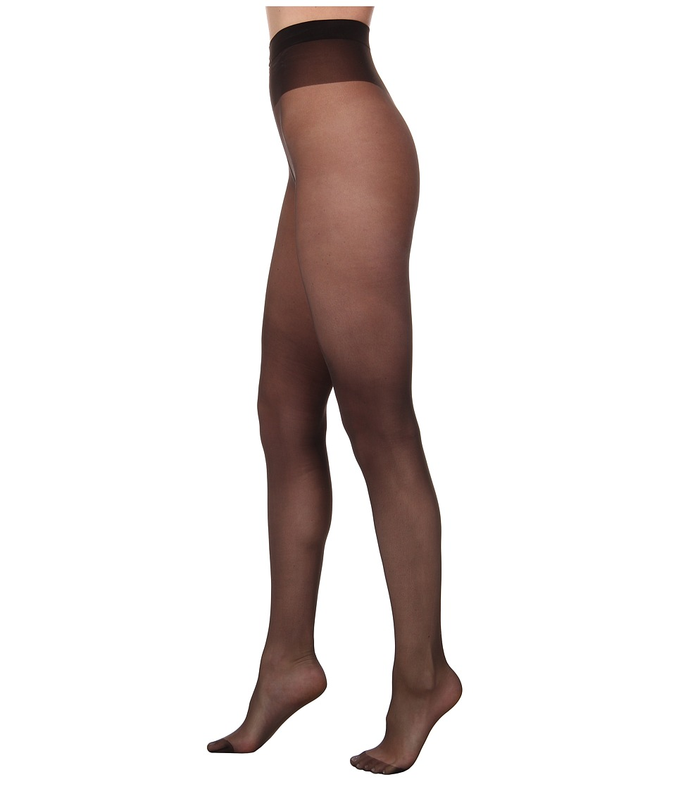 Wolford - Individual 10 Tights (Nearly Black) Hose